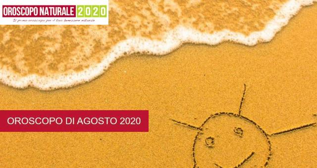 oroscopo naturale_agosto 2020